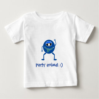Party Animal! Baby T-Shirt