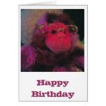 Party Animal Birthday Greeting Cards