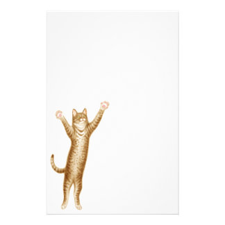 Party Animal Cat Stationery