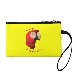 Party Animal Coin Wallet