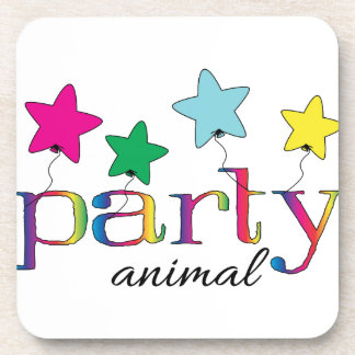 party animal coasters
