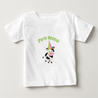 Party animal! Cow T Shirt