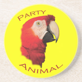 Party Animal Drink Coaster
