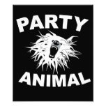 Party Animal. For people who like to have fun. Photograph