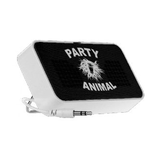 Party Animal For people who like to have fun Mini Speakers