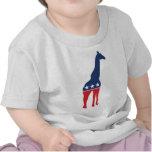Party Animal - Giraffe Tshirts