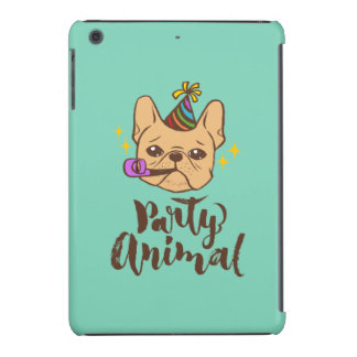 Party Animal - Hand Lettering Typography Design iPad Mini Cover
