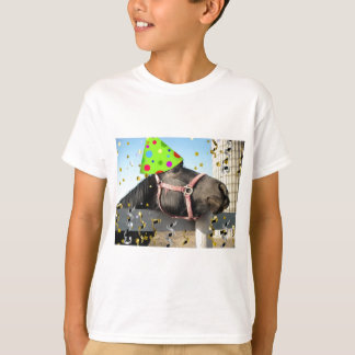 Party Animal Horse T-Shirt