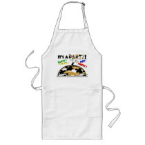 Party Animal Long Apron