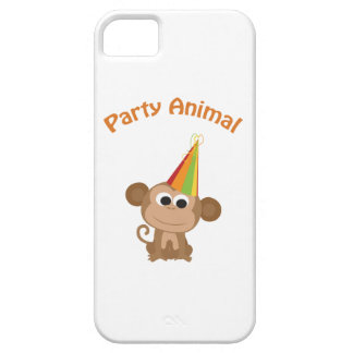 Party Animal! Monkey iPhone SE/5/5s Case
