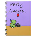 Party Animal Notebook