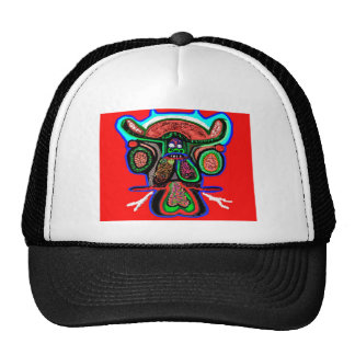 Party Animal - Red Bull in high spirits Mesh Hats