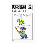 Party Animal Stamps