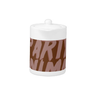 Party Animal Teapot