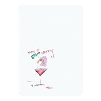 party animal, tony fernandes card