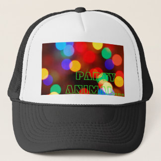 PARTY ANIMAL...! TRUCKER HAT