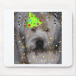 Party Animal Wheaton Terrier Mouse Pad