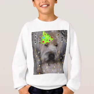 Party Animal Wheaton Terrier Sweatshirt
