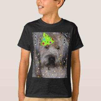 Party Animal Wheaton Terrier T-Shirt