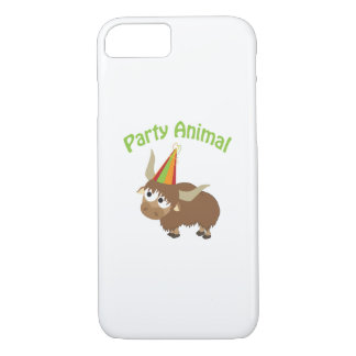 Party Animal Yak iPhone 7 Case