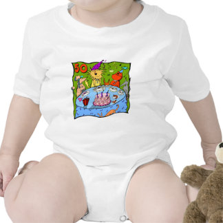Party Animals 50th Birthday Gifts T-shirt