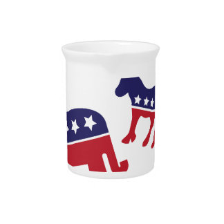 Party Animals Drink Pitcher