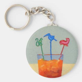 Party Animals keychain