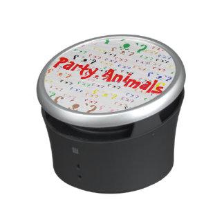 Party Animals Speaker