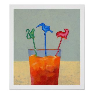 Party Animals print