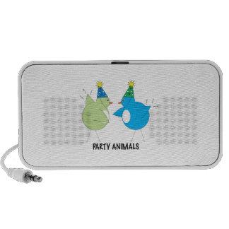 Party Animals Speaker System