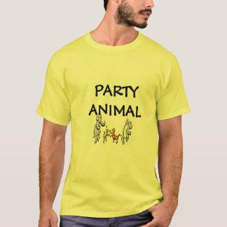 PARTY ANIMALT-Shirt T-Shirt