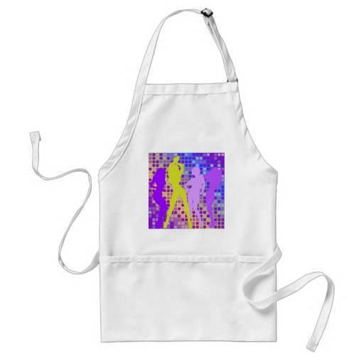 Party Background Adult Apron