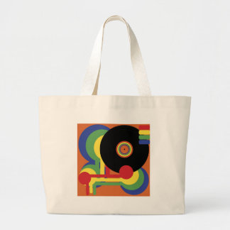Party Background Jumbo Tote Bag