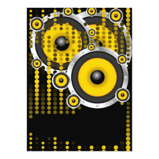 Party Background Card