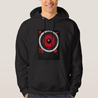 Party Background Hoodie