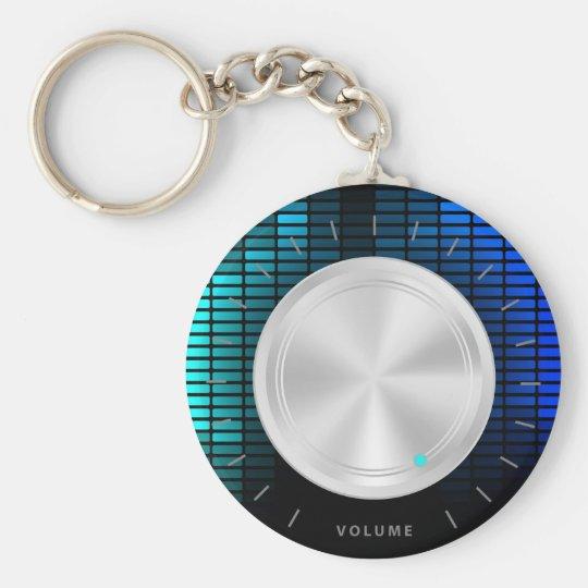 Party Background Keychain