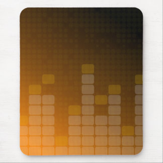 Party Background Mouse Pad
