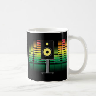Party Background Coffee Mugs