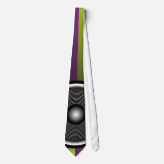 Party Background Neck Tie