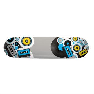Party Background Skate Board Decks