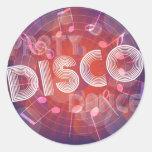 Party Background Sticker