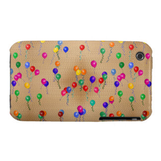 Party Ballons iPhone 3 Case-Mate Cases