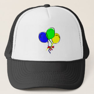 Party Ballons Trucker Hat