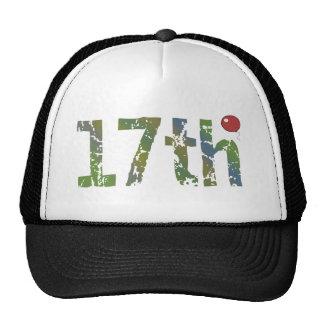 Party Balloon 17th Birthday Gifts Trucker Hat