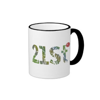 Party Balloon 21st Birthday Gifts Coffee Mugs