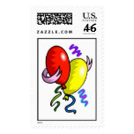 Party Balloons (1) Stamp