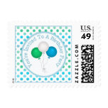 Party Balloons: Birthday Party Postage