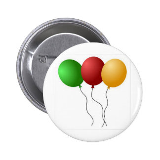 PARTY BALLOONS BUTTONS