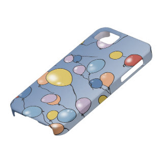 Party balloons iPhone 5 cover