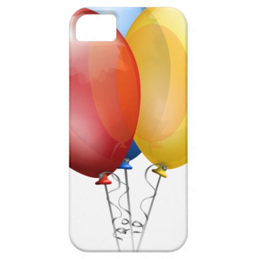 PARTY BALLOONS iPhone 5 CASES